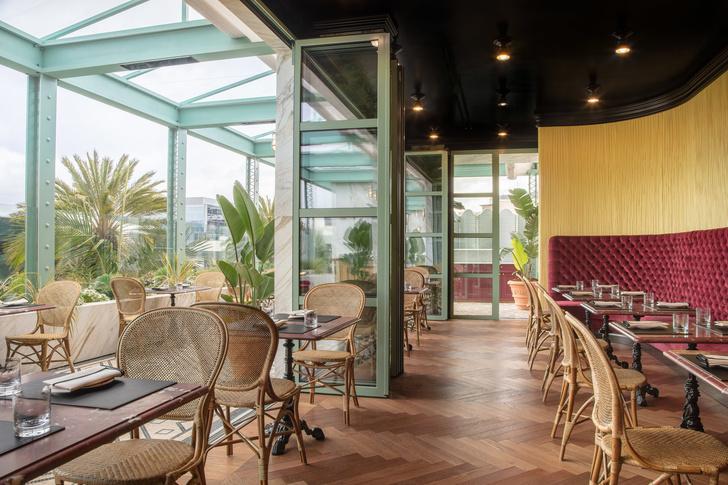 Ресторан Gucci Osteria в Лос-Анджелесе (фото 11)