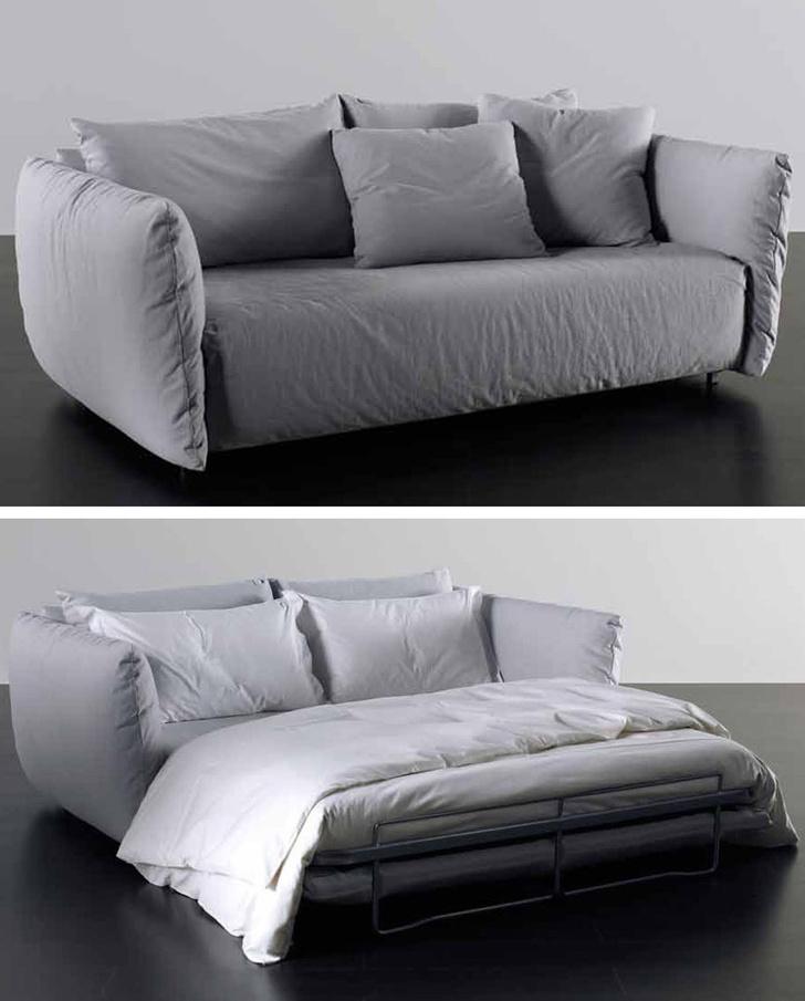 Топ-10: Лучшие диваны-кровати для нежданных гостей (фото 17)