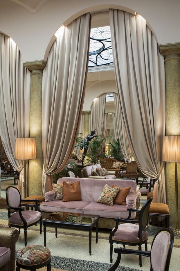 Dimore Studio обновили интерьеры Grand Hotel et de Milan (фото 9)