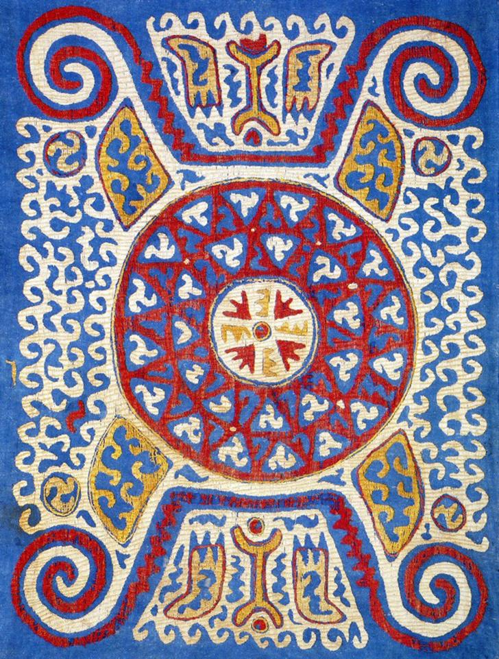 #Лучшедома: онлай-лекция о кайтагской вышивке в Музее Востока (фото 3)