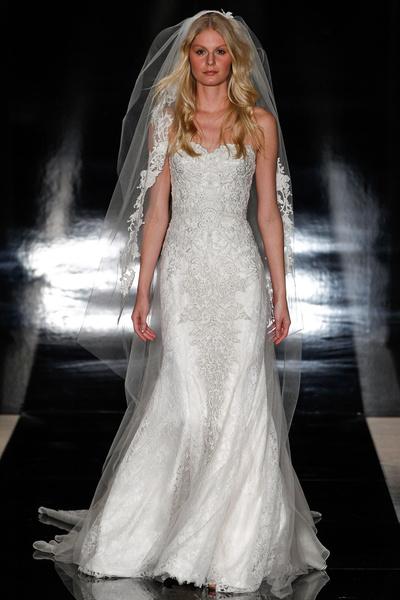 Лучшие коллекции Недели свадебной моды | галерея [8] фото [1]