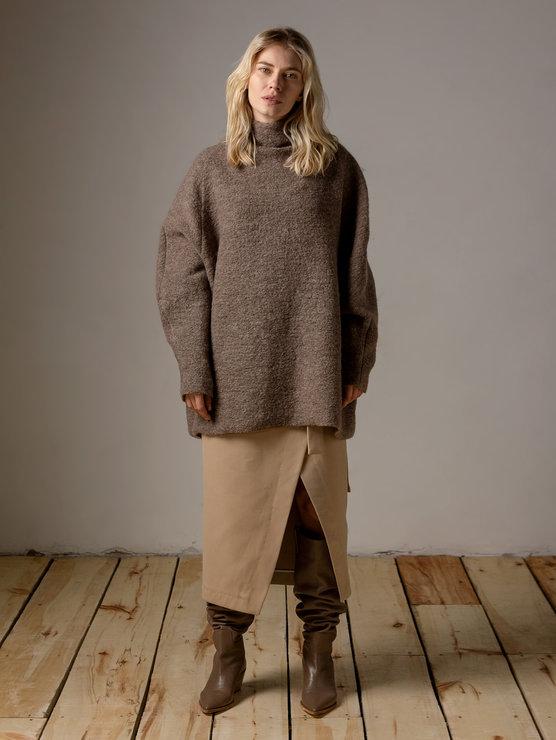 20 красивых и теплых свитеров не дороже 20 тысяч рублей (фото 10)