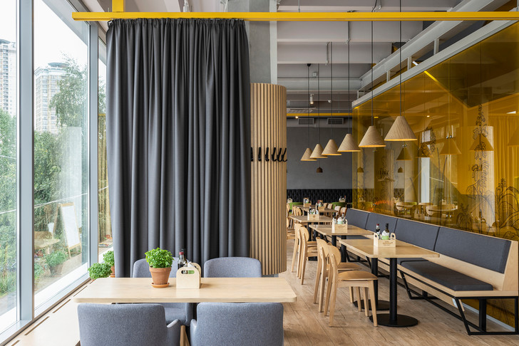 «Кухня Полли»:  кафе и ресторан в Строгино (фото 20)