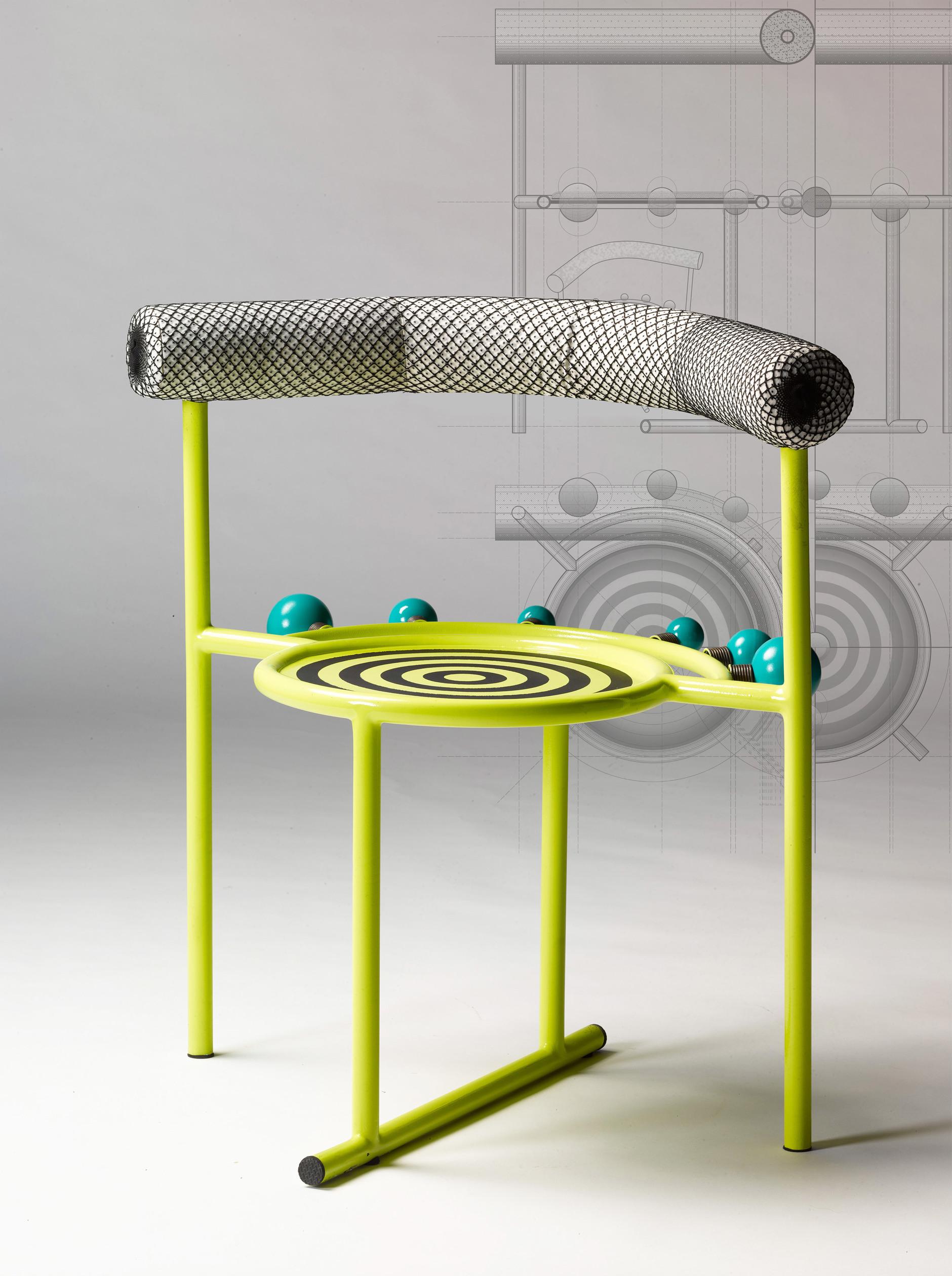 Стулья-«антистрессы» от китайского дизайнера (галерея 4, фото 0)