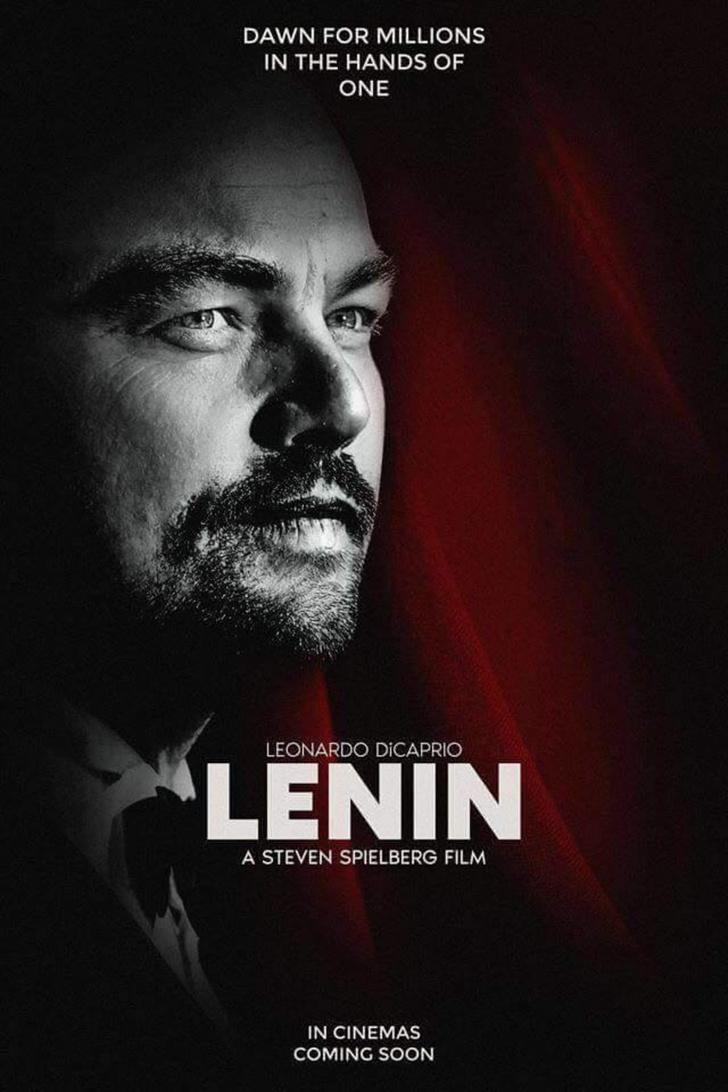 LENIN: почему весь мир хочет посмотреть фильм, которого не существует? (фото 1)
