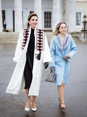 От Меган Маркл до Шейхи Моза: самые модные женщины-политики (фото 11)