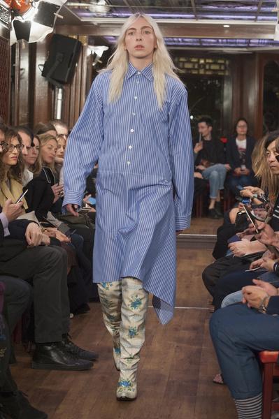 Неделя моды в Париже: день третий | галерея [4] фото [6]