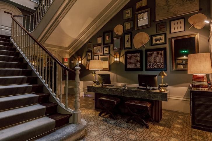 Эклектичный бутик-отель Torel 1884 в Порто (фото 3)