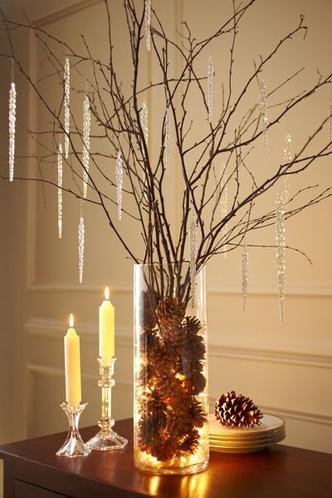 Цветочный декор на Рождество: 10 простых советов (фото 15.2)