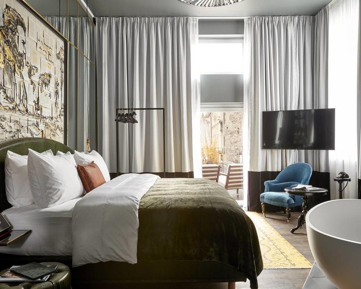 Эклектичный отель в исторической части Берлина (фото 3)