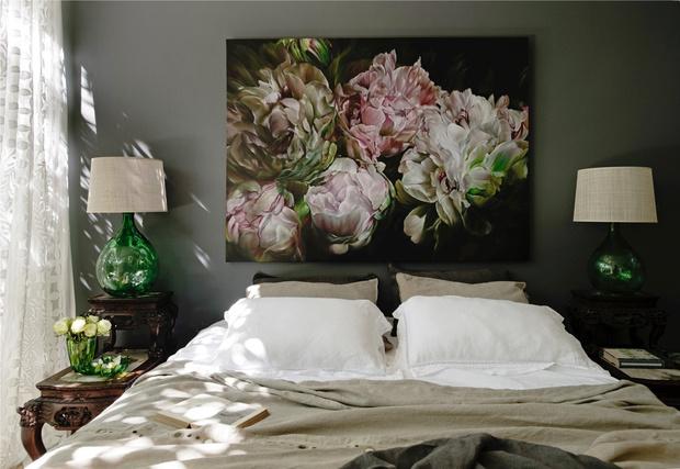 Интерьер с обложки: дом художницы Марселлы Каспар (фото 12)