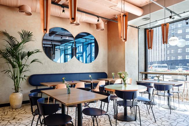 5 романтических кафе в Москве (фото 9)