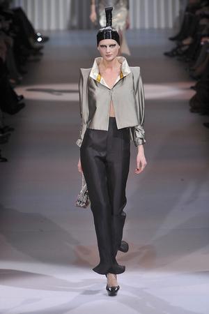 Показ Giorgio Armani Privé коллекции сезона Весна-лето 2009 года Haute couture - www.elle.ru - Подиум - фото 86762
