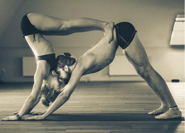 Удиви меня: 5 видов йоги, которые вы еще не пробовали 4