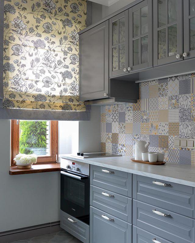 Как создать идеальную кухню: советы Жени Ждановой (фото 11)