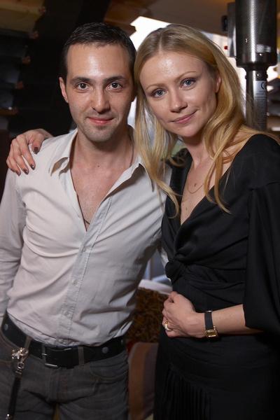 Владимир Глынин и Мария Миронова