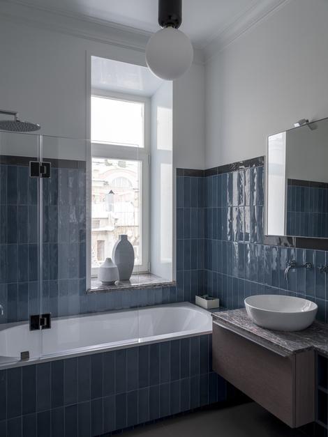 Дом с историей: квартира 107 м² на Сретенке (фото 20)