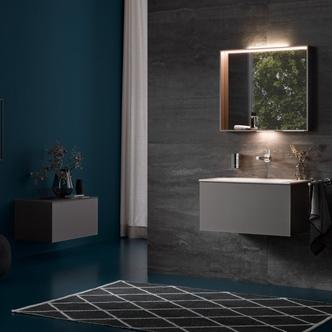 Топ 12: освещение в ванной. Мебель, зеркала, душевые лейки и ванны со встроенной подсветкой (фото 10.1)