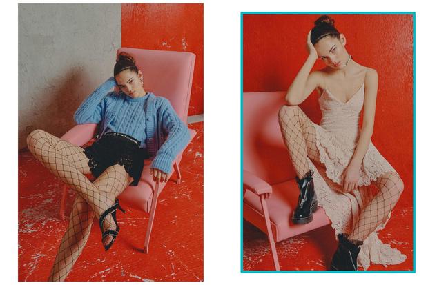 В моде гранж! Как носить вещи из 1990-х сегодня (фото 9)