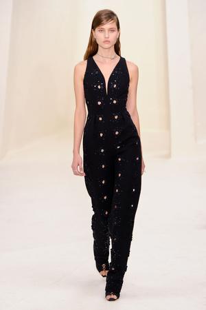 Показ Christian Dior коллекции сезона Весна-лето 2014 года Haute couture - www.elle.ru - Подиум - фото 574270