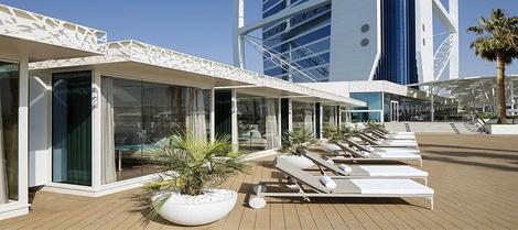 Самые роскошные отели Дубая | галерея [1] фото [6]