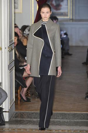 Показ Bouchra Jarrar коллекции сезона Весна-лето 2011 года Haute couture - www.elle.ru - Подиум - фото 214873