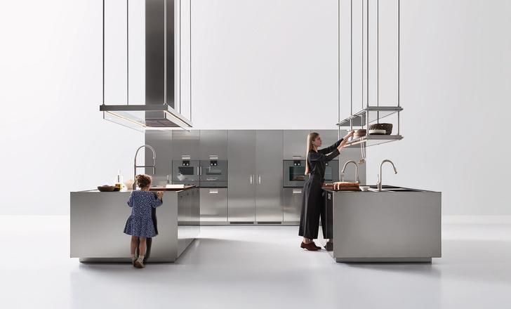 Шоу-рум кухонь Arclinea по проекту Антонио Читтерио (фото 10)