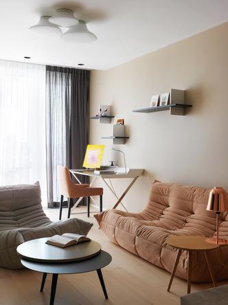 Квартира с тремя террасами в Самаре (фото 14)