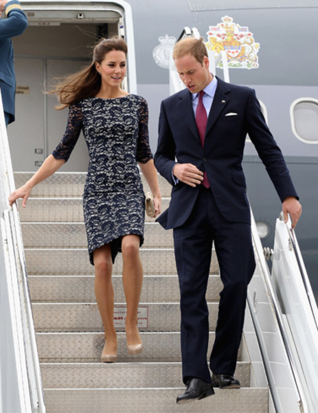 The Duke And Duchess Of Cambridge Canadian Tour-1