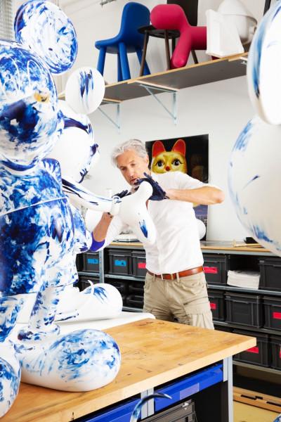 Минутное дело: трибьют Микки Маусу от Марселя Вандерса (галерея 3, фото 2)