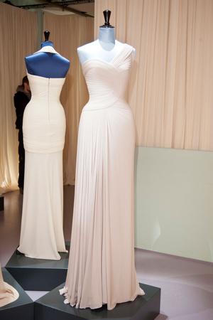 Показ Herve L. Leroux коллекции сезона Весна-лето 2013 года Haute couture - www.elle.ru - Подиум - фото 480978