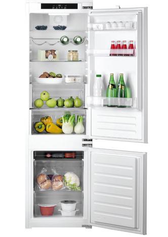 Встроенный холодильник Hotpoint