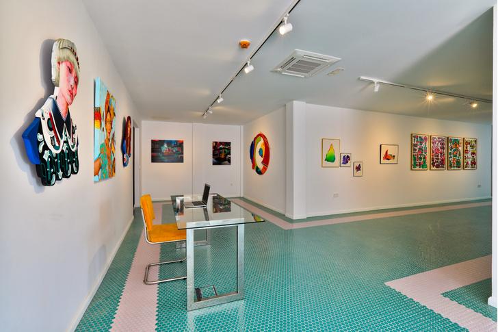 Американский модернизм и группа «Мемфис» в отеле на Ибице (фото 6)