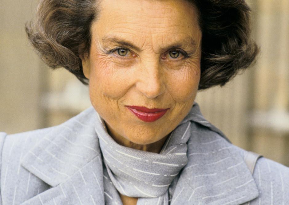 Картинки по запросу Умерла самая богатая женщина мира Лилиан Беттанкур