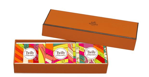 В стиле Twilly: Hermès представили банную линию Twilly d'Hermès le Bain (фото 3)