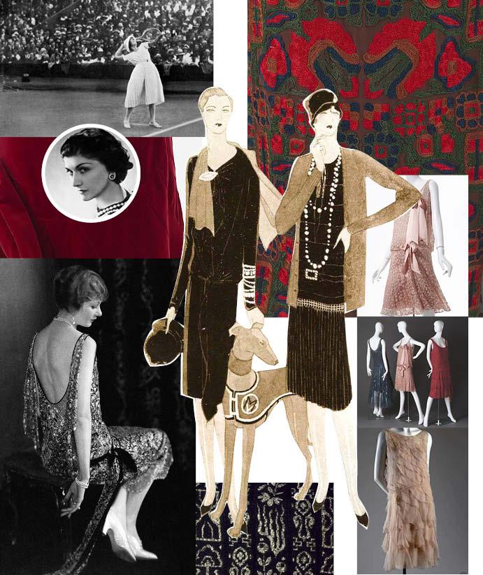 1920-е: Эмансипация и джаз