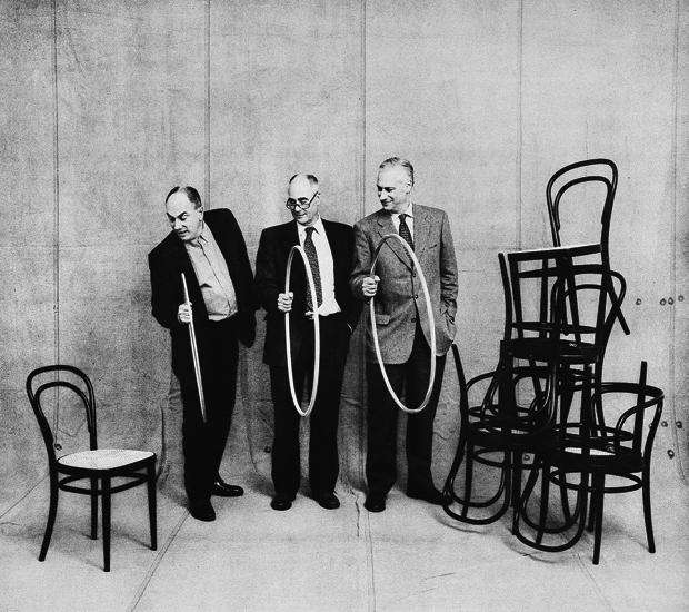 «Тонет» не тонет: история легендарной мебели Thonet (фото 18)