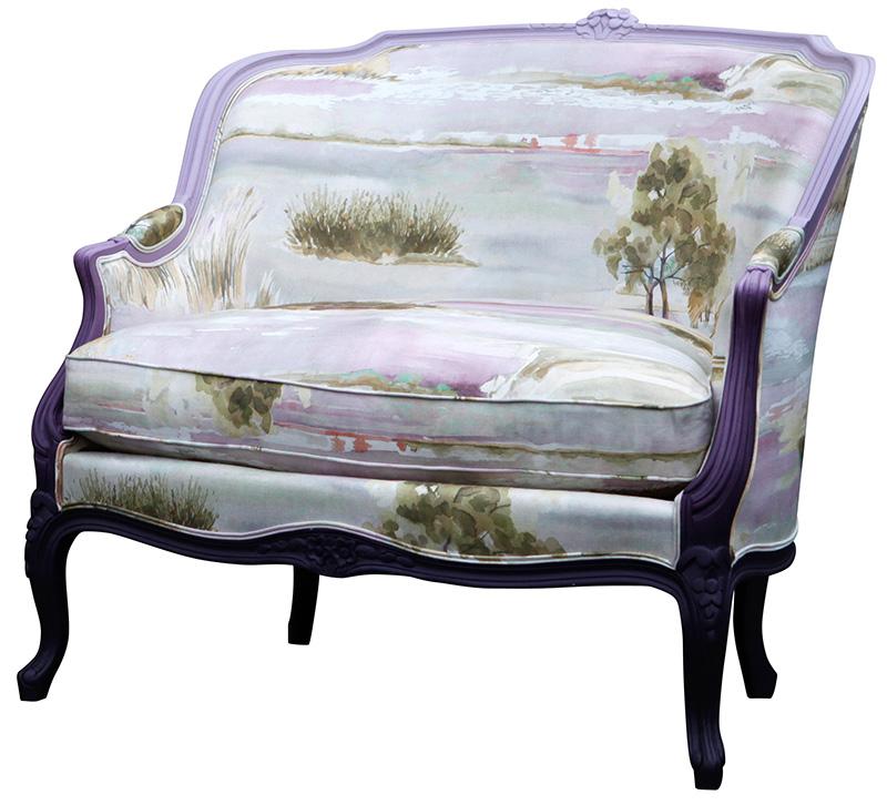 Кресло Love Seat Venise, Gilles Nouailhac, салоны Lege Alto, «Элитис».