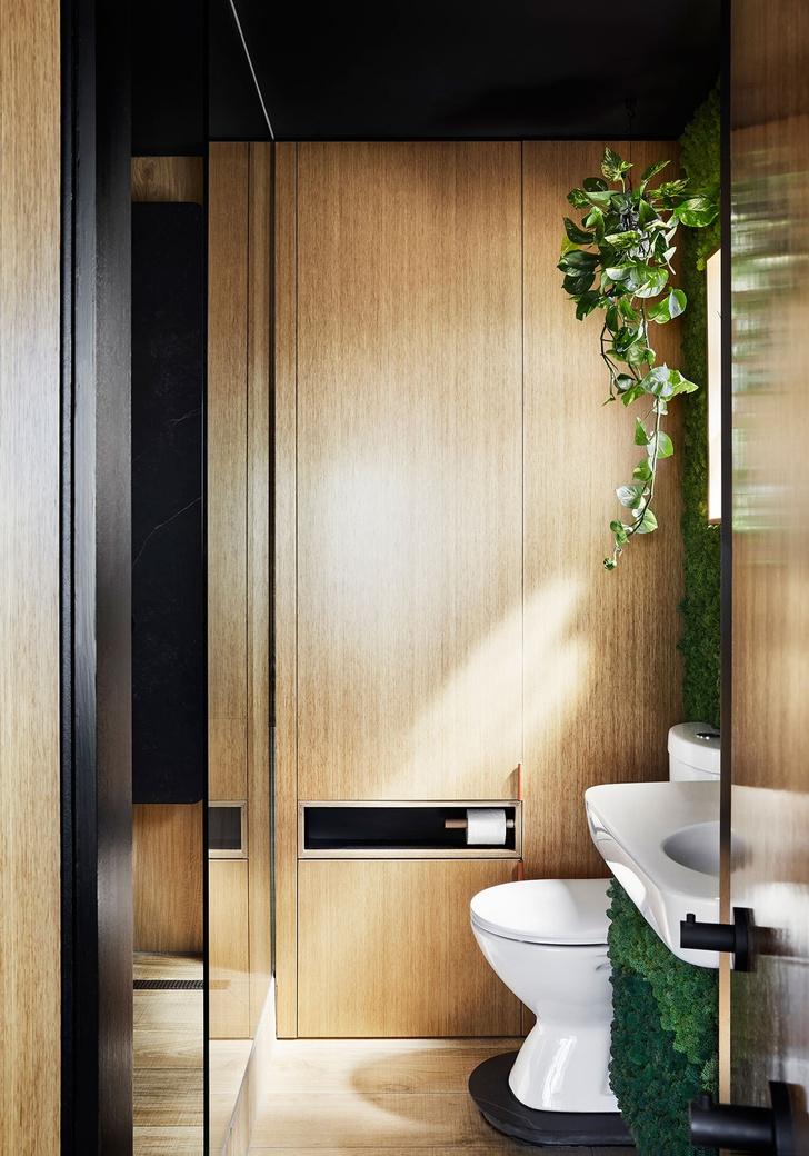 Минималистичная квартира 35 м² в Мельбурне (фото 10)
