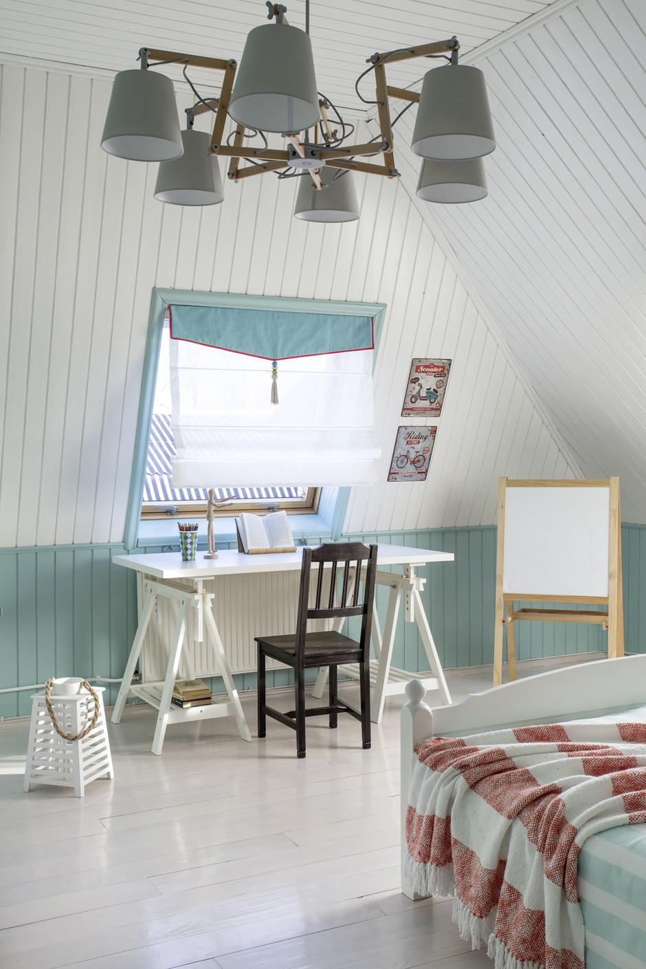 Спальни под крышей (галерея 0, фото 3)