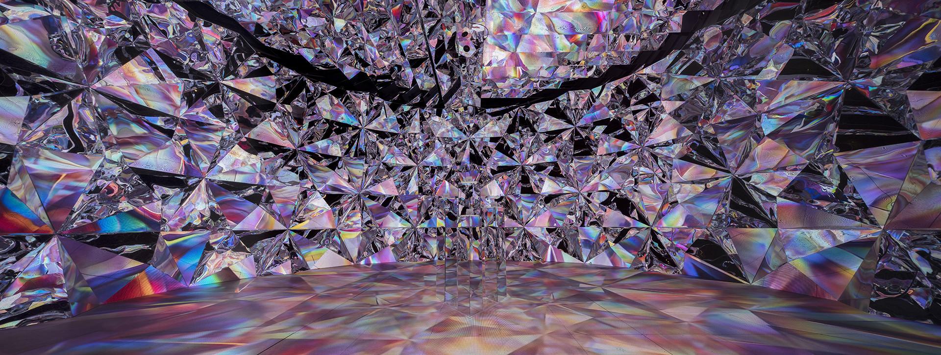 Инсталляция Prismverse | галерея [1] фото [5]