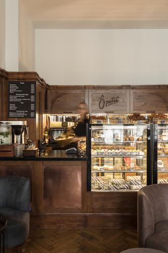 Ôpetit: маленькая кофейня на Невском проспекте (фото 11.2)