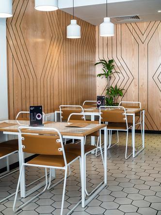 Кафе Liqui Design Completes its Third Brew92 Coffee Shop (фото 3.2)