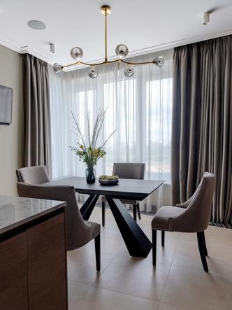 Квартира 110 м² в жилом комплексе класса премиум в Москве (фото 10.1)