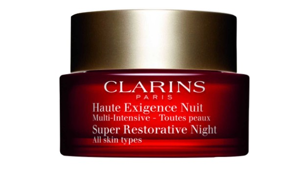 Ночной крем Multi-Intensive от Clarins