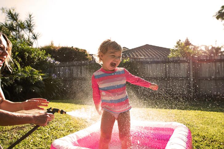 Лучше гаджетов: как организовать игровую зону на даче для детей (фото 9)