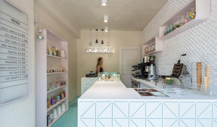Магазин сладостей в Греции фото [3]