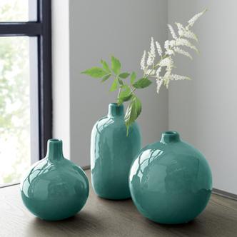 Crate&Barrel, весенняя коллекция, вазы