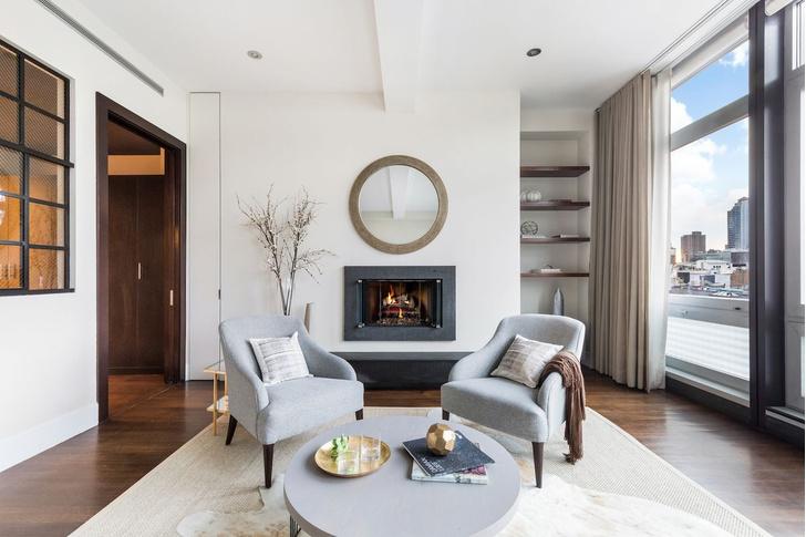 Актер Майк Майерс продает апартаменты в Нью-Йорке фото [5]
