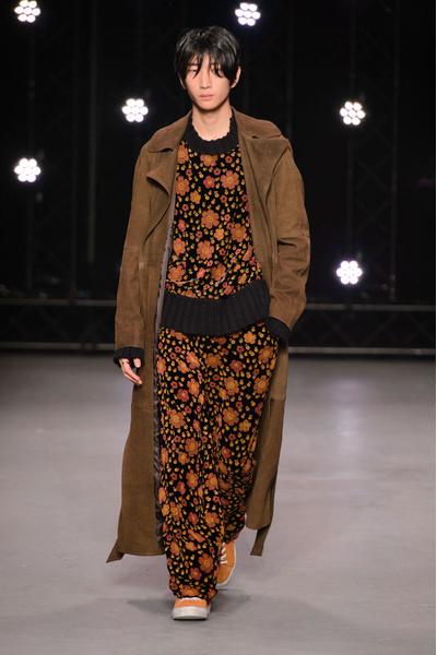 Неделя мужской моды в Лондоне: главные показы | галерея [1] фото [2]